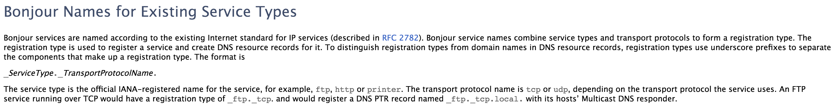 Bonjour serviceType.png